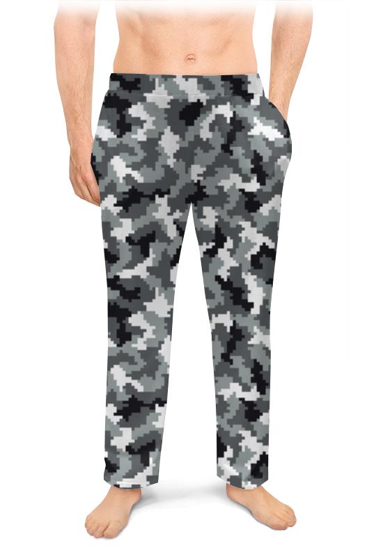 Printio Мужские пижамные штаны Камуфляж