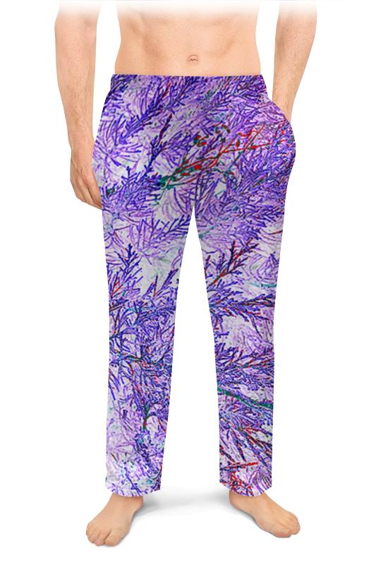 Printio Мужские пижамные штаны Абстрактный шик.