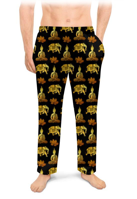 Printio Мужские пижамные штаны Тайский узор