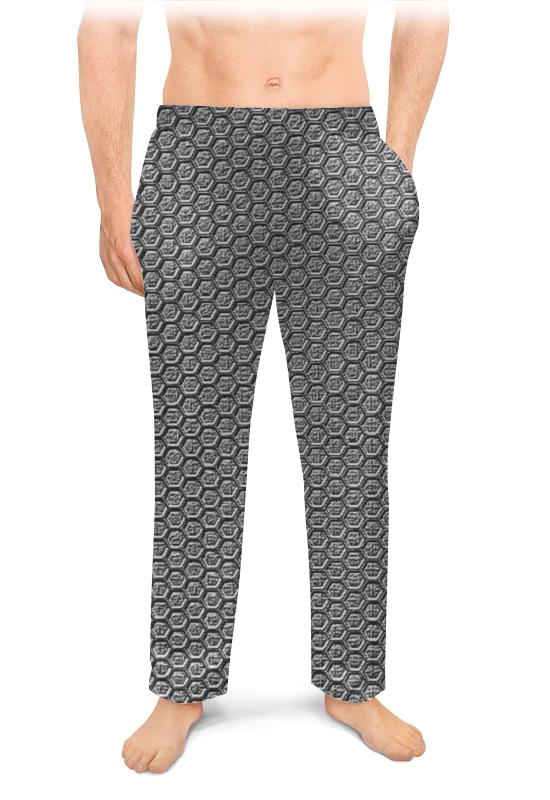 Printio Мужские пижамные штаны Сеть.