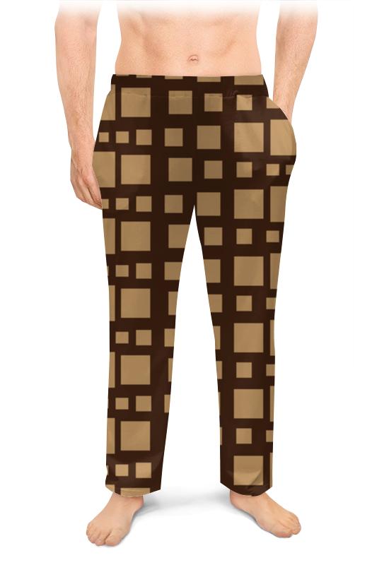Printio Мужские пижамные штаны Геометрия