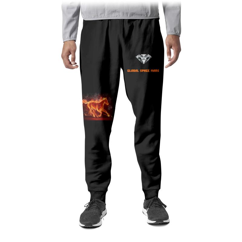 Printio Штаны спортивные мужские Global space magic mars коллекция №1 printio штаны спортивные мужские брюка спортивная