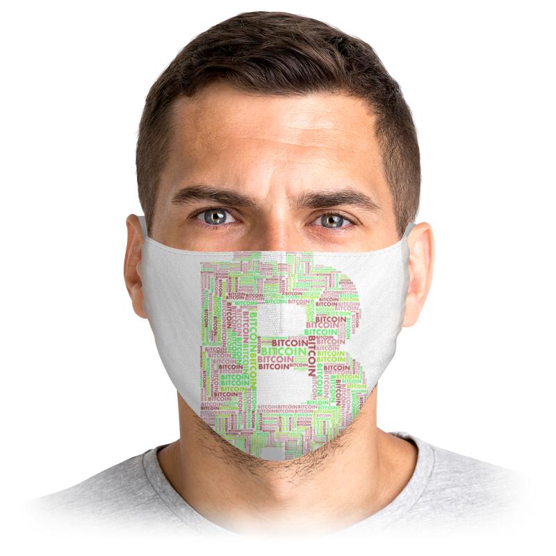 Printio Маска лицевая Биткоин маска