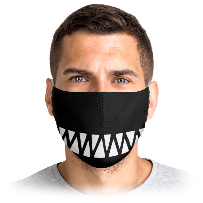 Printio Маска лицевая Зубы на всю printio маска лицевая смотри на меня