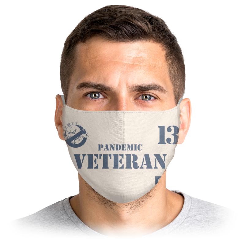 Printio Маска лицевая Ветеран пандемии