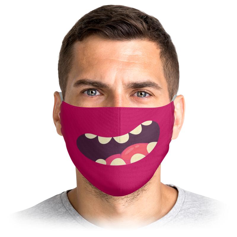 Printio Маска лицевая Огромный рот