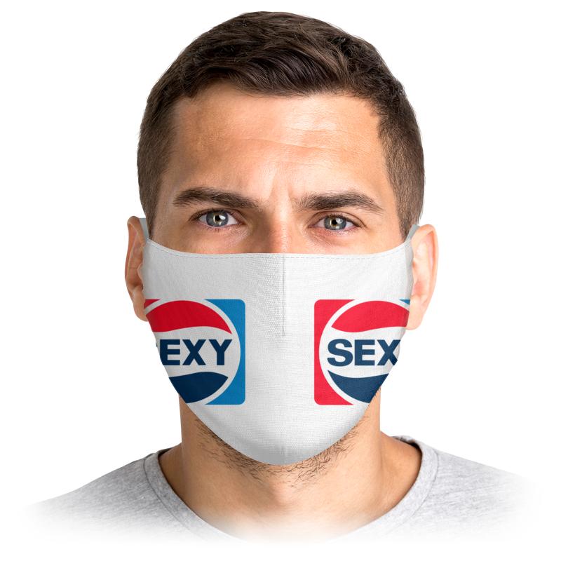 Printio Маска лицевая Sexy