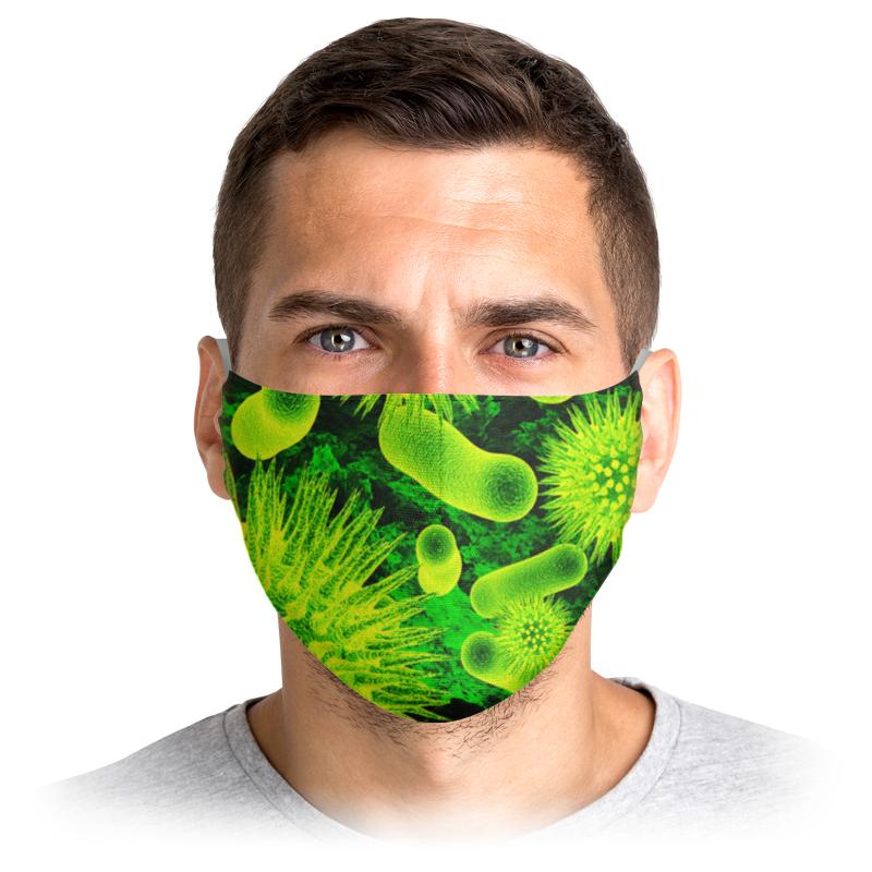 Printio Маска лицевая Микробы