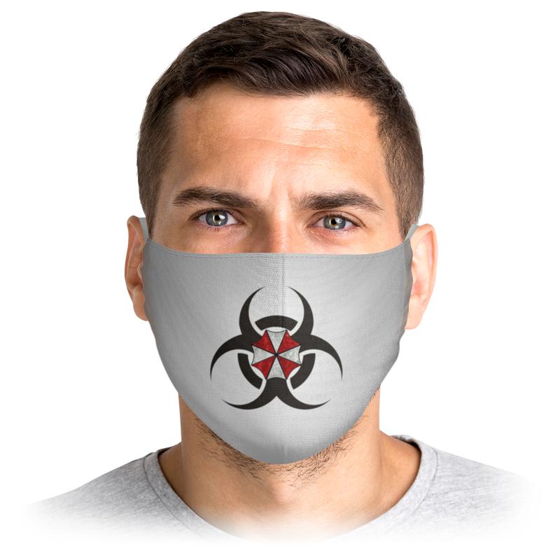 Printio Маска лицевая Биологическая опасность!