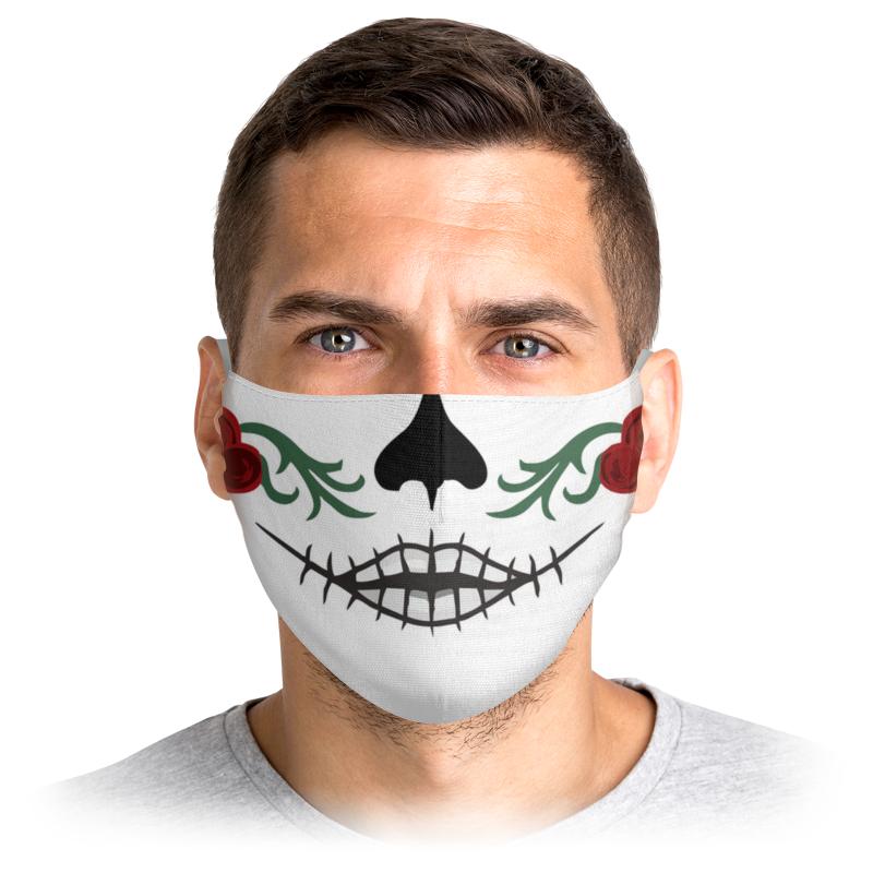 Printio Маска лицевая Праздник смерти printio маска лицевая смотри на меня