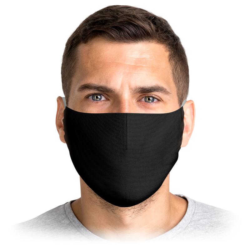 Printio Маска лицевая Черная маска