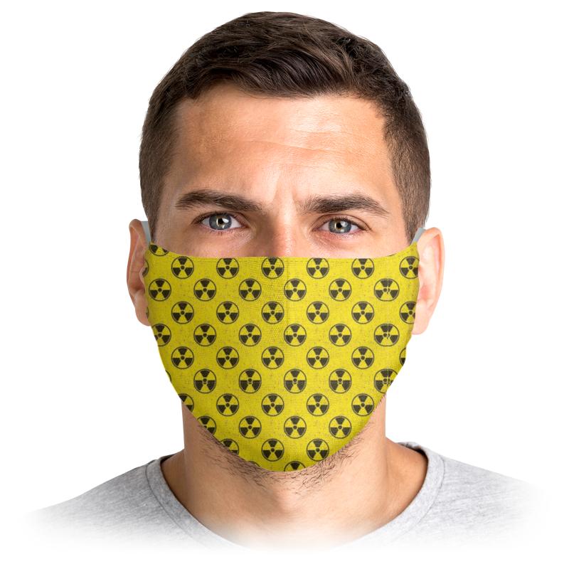 Printio Маска лицевая Радиация харченко м радиация невидимый убийца