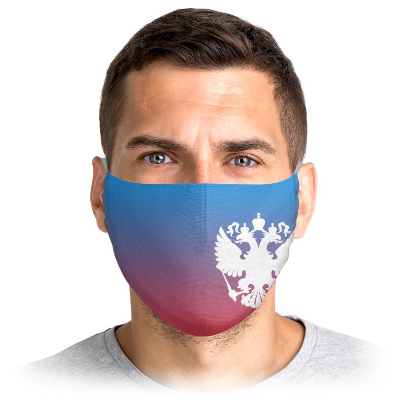 Printio Маска лицевая Герб россии