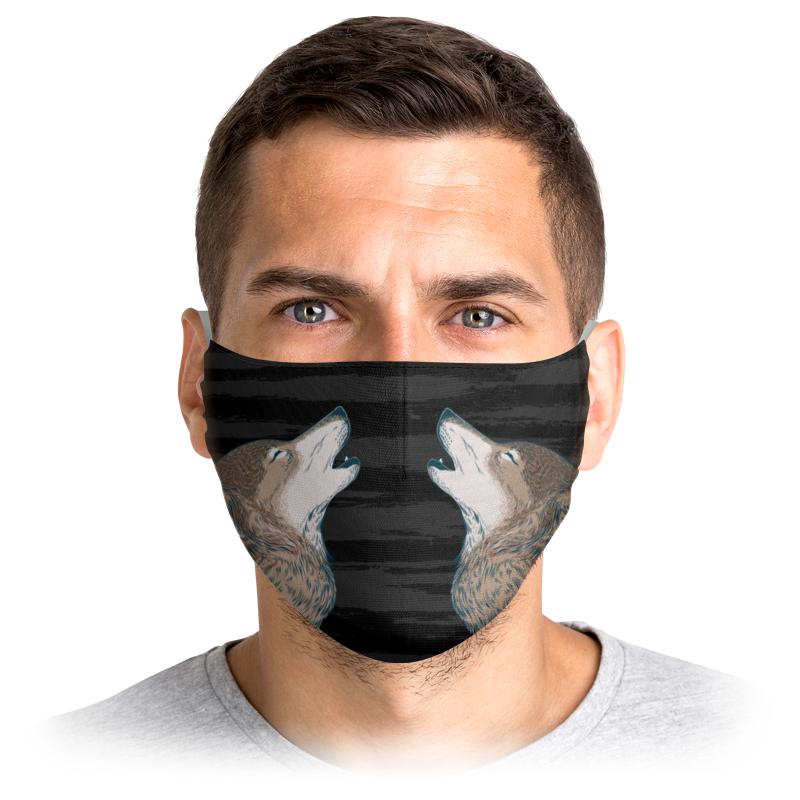 Printio Маска лицевая Волк