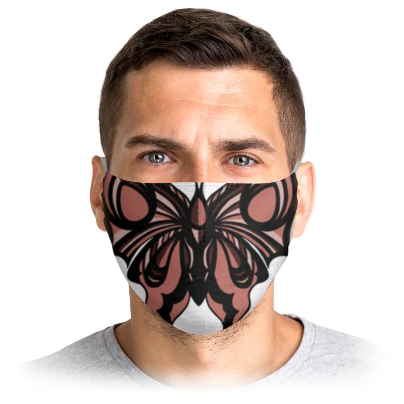 Printio Маска лицевая Маска лицевая бабочка