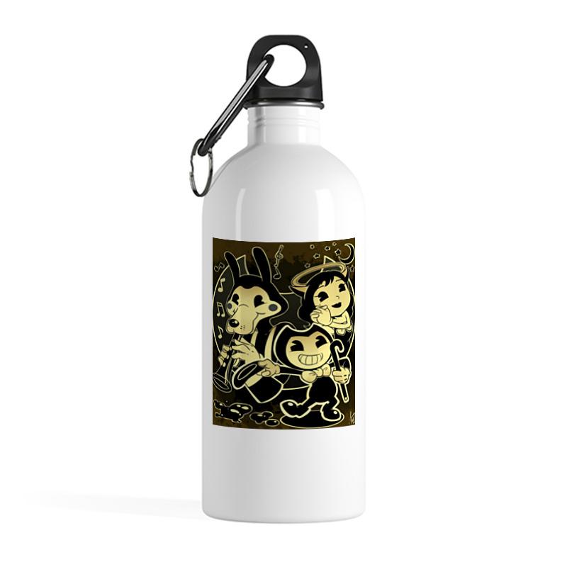 Printio Бутылка металлическая 500 мл Бенди и чернильная машина