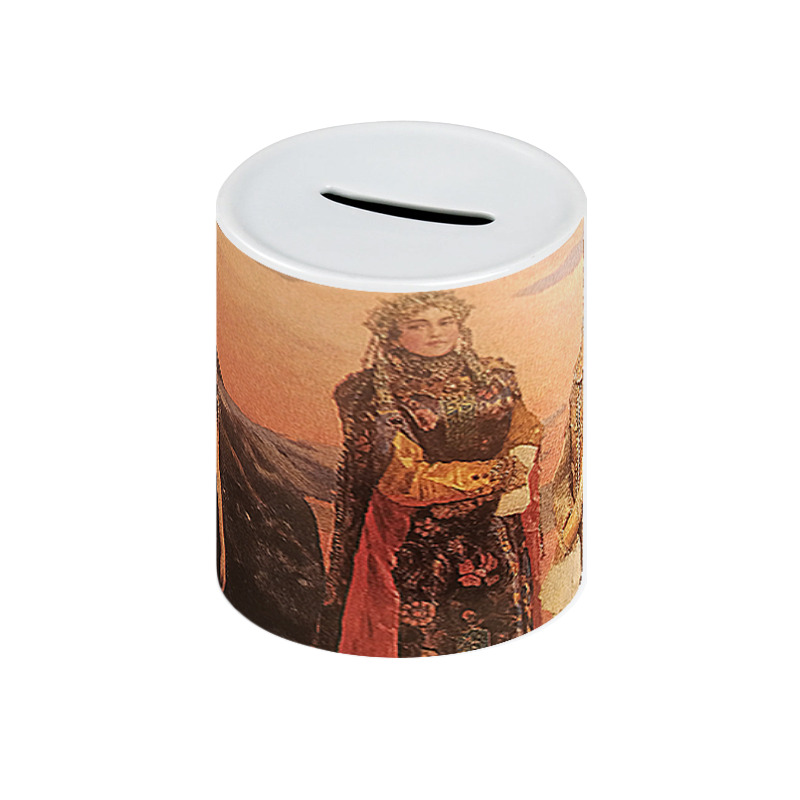 Printio Копилка Три царевны подземного царства.