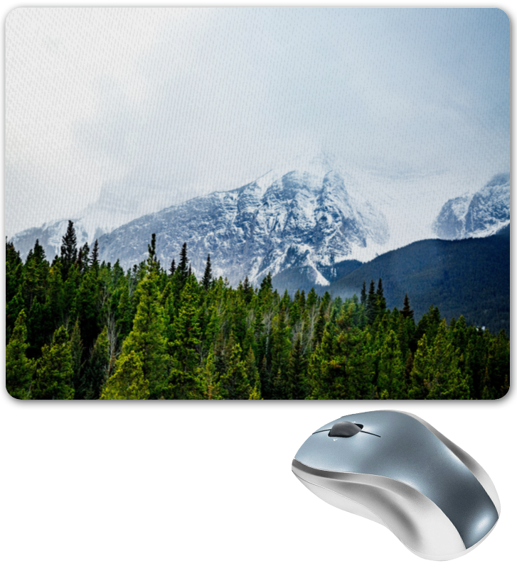 Фото - Printio Коврик для мышки Ледяная гора printio коврик для мышки круглый ледяная гора