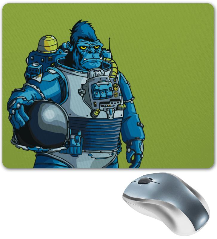 Printio Коврик для мышки Космическая горилла