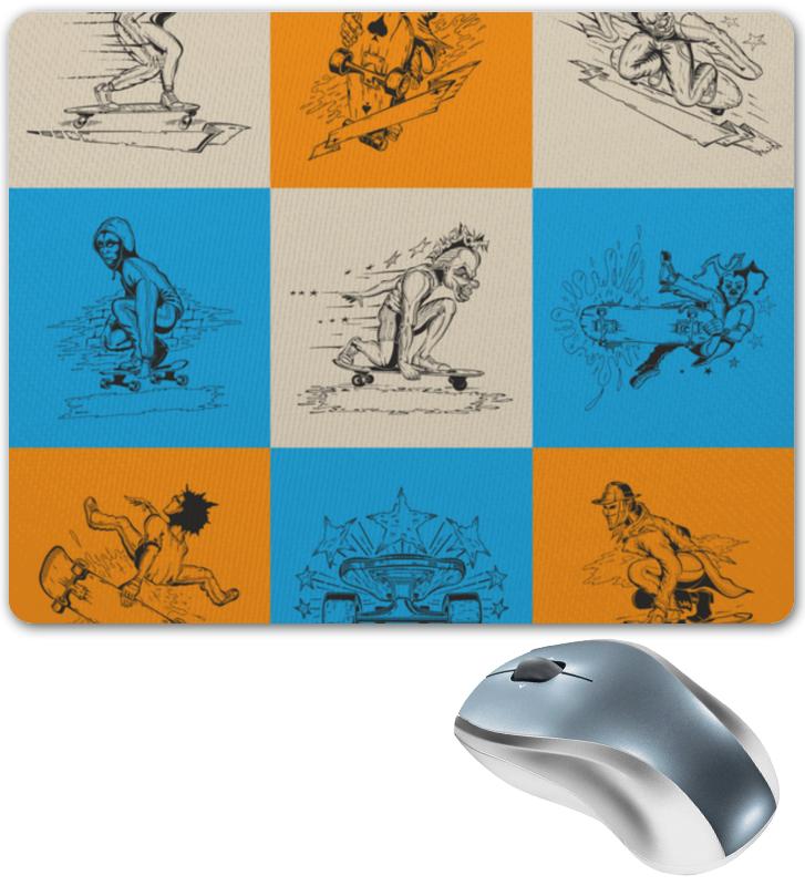 Printio Коврик для мышки Скейтборд