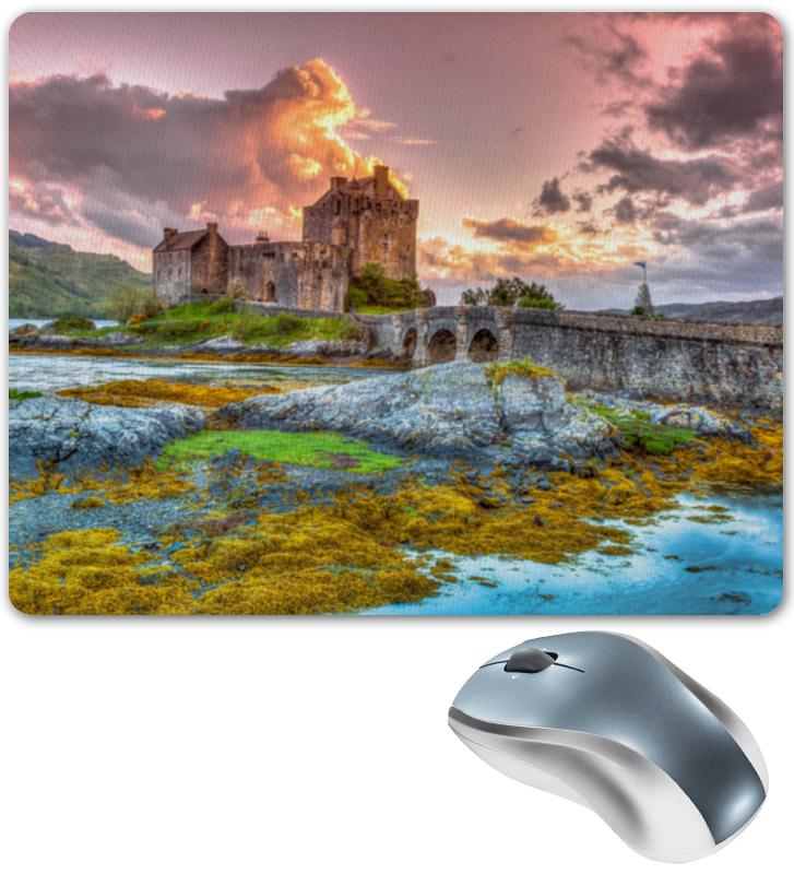 Фото - Printio Коврик для мышки Замок в шотландии printio коврик для мышки замок