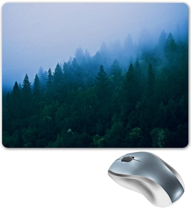 Printio Коврик для мышки Лесной пейзаж