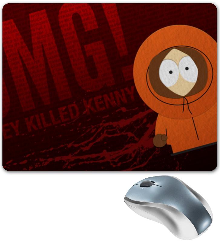 Printio Коврик для мышки Кенни маккормик