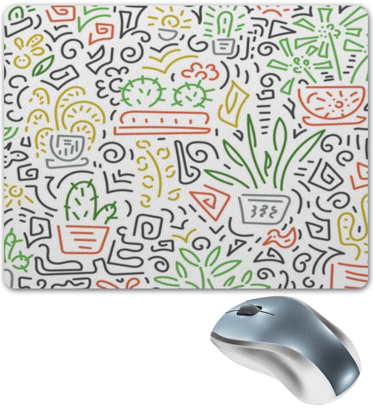 Printio Коврик для мышки Комнатные цветы