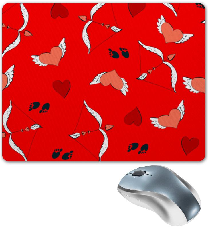 Printio Коврик для мышки Сердечки printio коврик для мышки rockstar