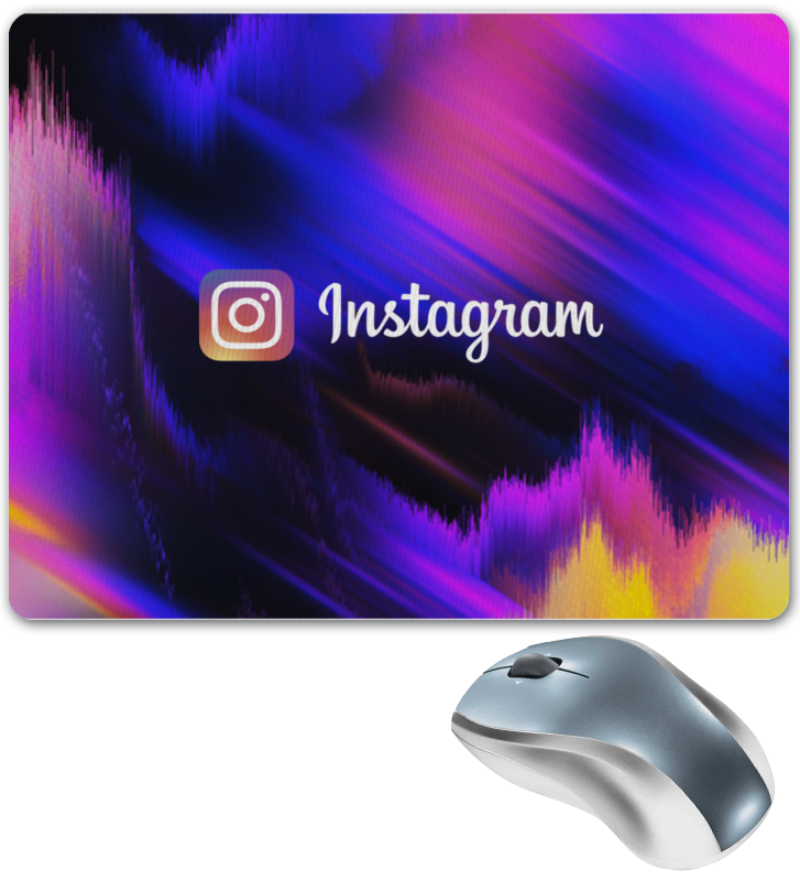 Printio Коврик для мышки Instagram printio коврик для мышки rockstar