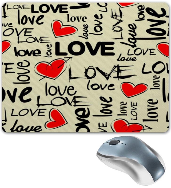 Фото - Printio Коврик для мышки Любовь printio коврик для мышки замок