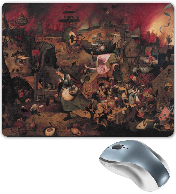 Printio Коврик для мышки Безумная грета (питер брейгель (старший))