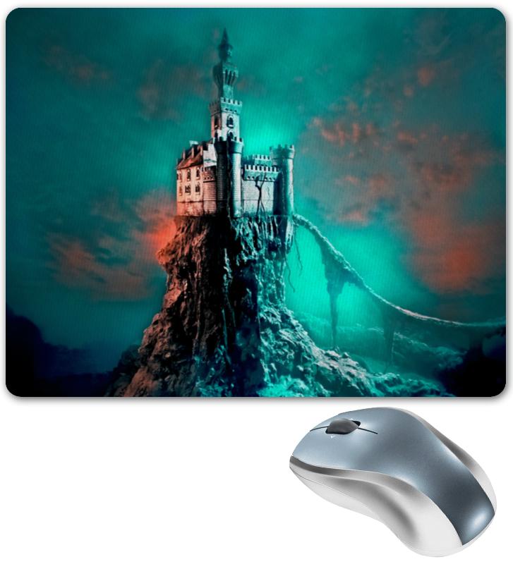 Фото - Printio Коврик для мышки Замок printio коврик для мышки замок