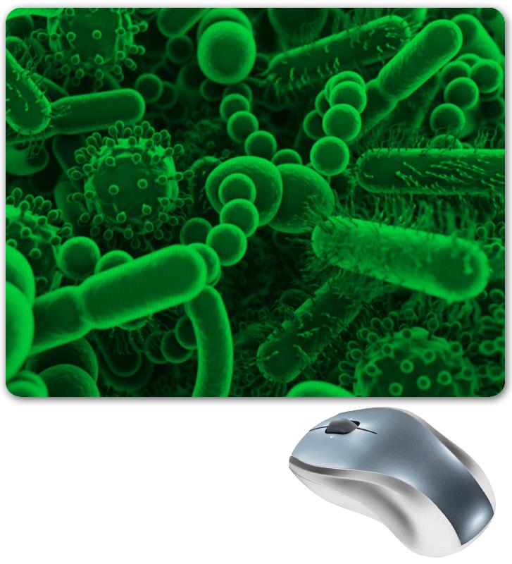 Printio Коврик для мышки Микробы