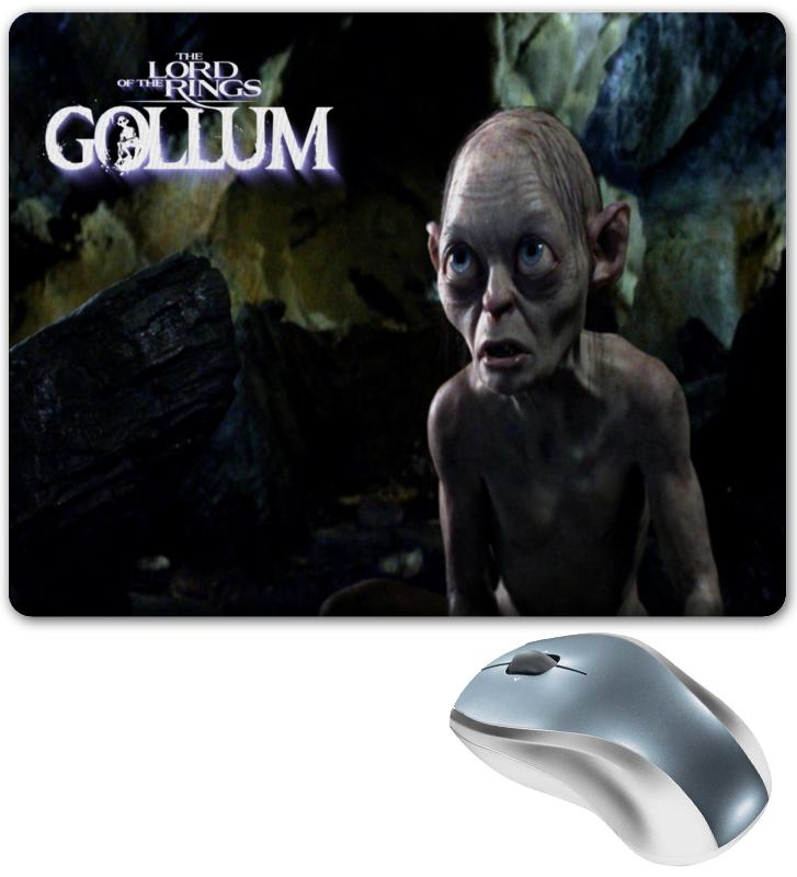 Printio Коврик для мышки Lord of the rings gollum