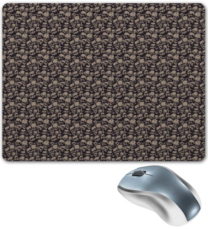 Фото - Printio Коврик для мышки Черепа printio коврик для мышки схема московского метро 2020