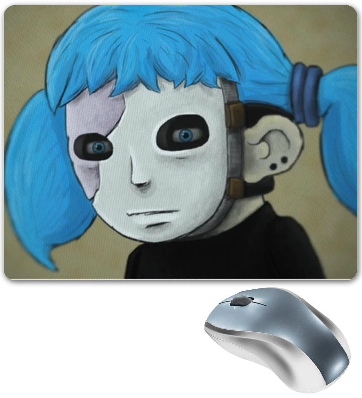 Printio Коврик для мышки Sally face (салли фейс)
