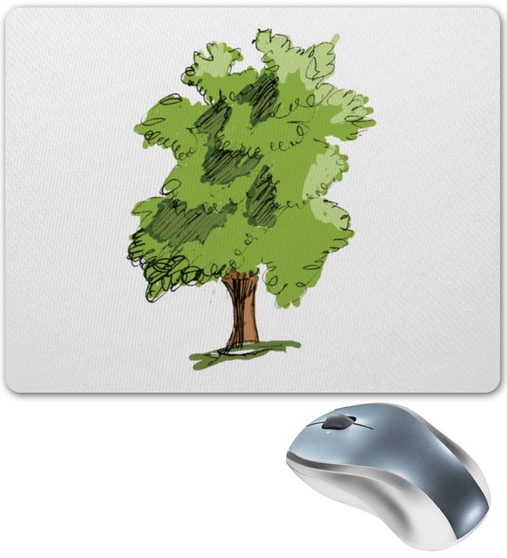 Printio Коврик для мышки Сказочное дерево