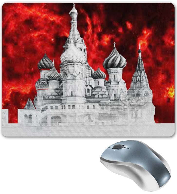 Printio Коврик для мышки Москва