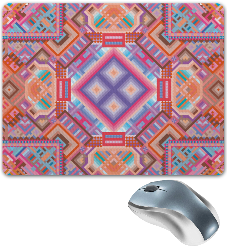Printio Коврик для мышки с абстрактным рисунком printio сумка с абстрактным рисунком