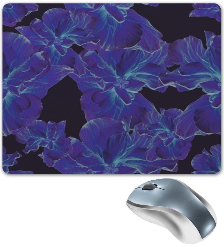 printio коврик для мышки круглый макро цветы Printio Коврик для мышки Макро цветы