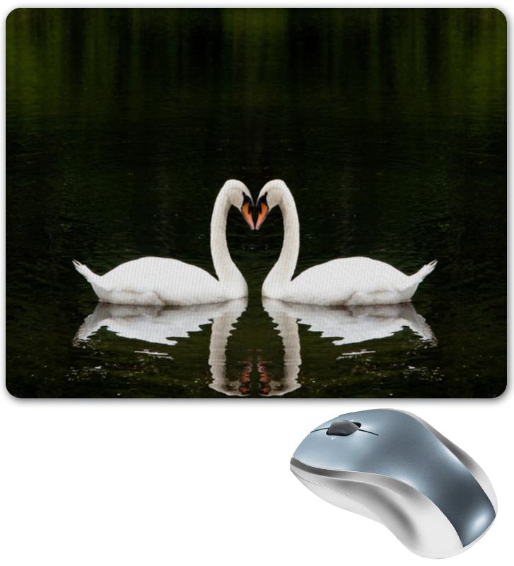 Printio Коврик для мышки Лебеди