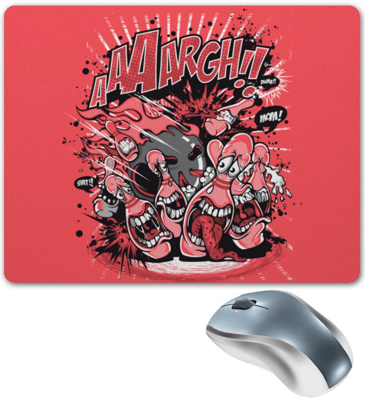 Printio Коврик для мышки Зубастики