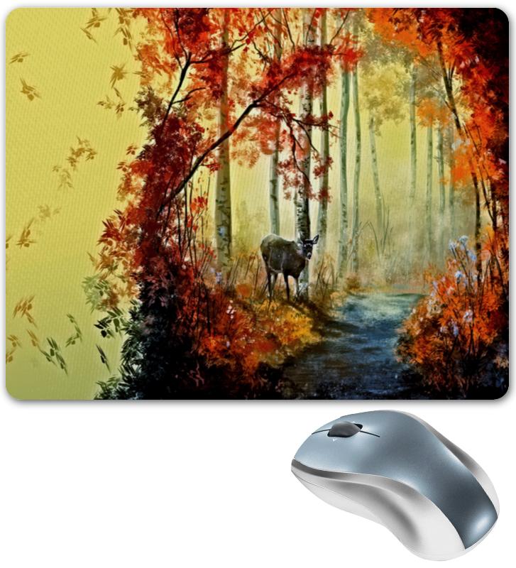 Printio Коврик для мышки Осенняя роща