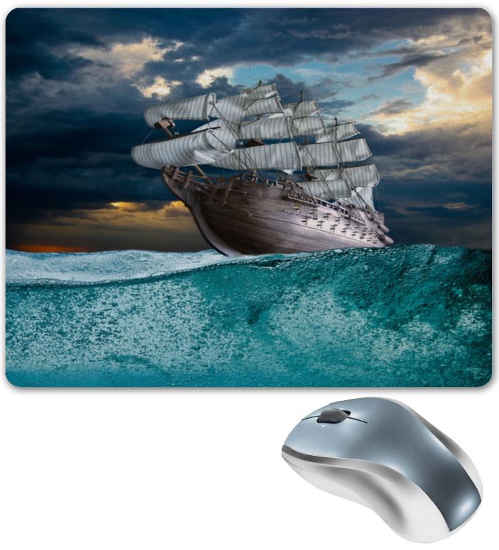 Printio Коврик для мышки Корабль