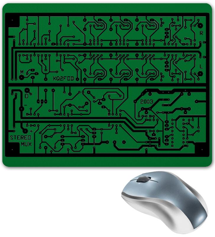 Printio Коврик для мышки Электроника