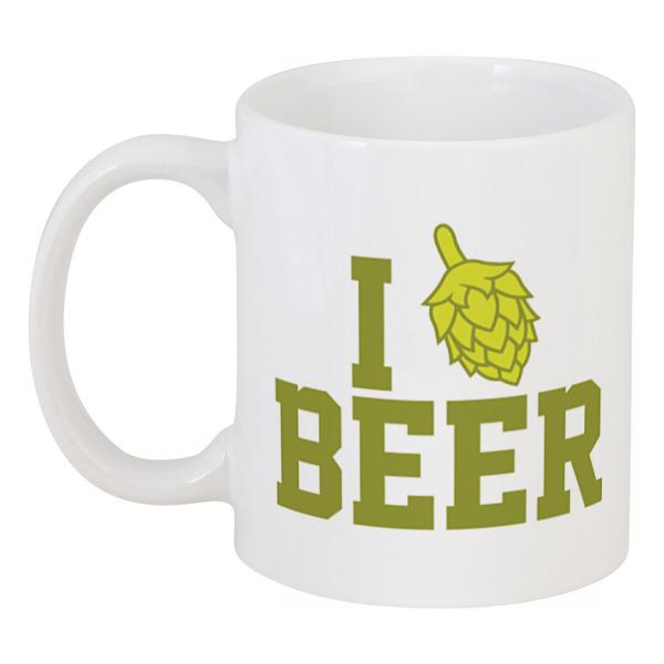 Printio Кружка Я люблю пиво