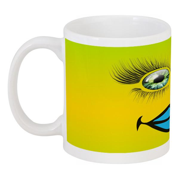 Printio Кружка Разноцветные глаза