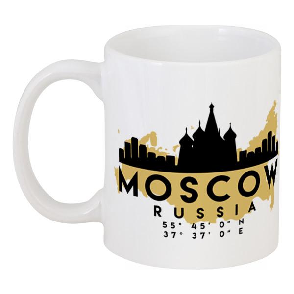 Printio Кружка Москва (россия)