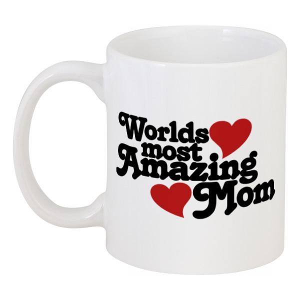 Printio Кружка Лучшая мама в мире